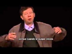 Eckhart Tolle - la queja - YouTube