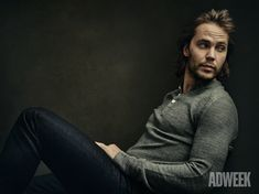 Taylor Kitsch on HBO's True Detective, Call of Duty, and Living Out of His Car in L.A. | Adweek