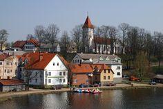 Talsi Town, Latvia