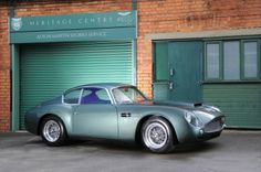 1991 Aston Martin DB4GT Zagato Sanction II Coupé was sold by Bonhams for GBP1.23 million (US$1.93).