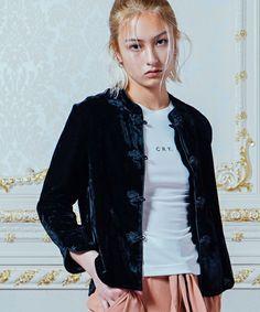 【ZOZOTOWN|送料無料】made in HEAVEN(メイド イン ヘブン)のブルゾン「Kate jacket」(MH16W-10J04)を購入できます。