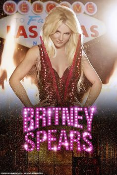 Britney Spears - Las Vegas at Planet Hollywood (g2c this show,  so excited! )