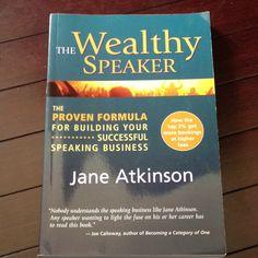 The Wealthy Speaker - Jane Atkinson