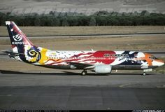 aircraft promotion livery | TAP Air Portugal Expo 98 (Reader Contribution) - Oddee.com