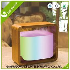 Air conditioning appliances usb wood rechargeable portable essential oil diffuser