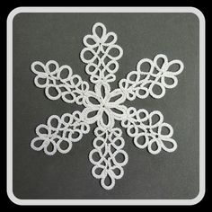 Hey, I found this really awesome Etsy listing at https://www.etsy.com/se-en/listing/398496417/pattern-tatted-snowflake-needle-tatting
