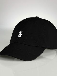 Chino Baseball Cap - Hats, Gloves, & Scarves Women - RalphLauren.com