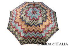 #Missoni #Schirm #Stockschirm #Umbrella #Ombrello  #Paraguas  #Orange Label