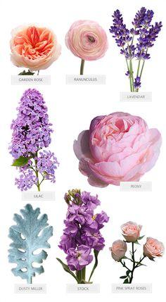 bouquet recipe @weddingchicks