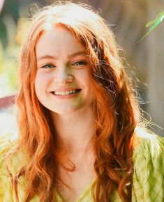 Red Freckles, Bay And Bay, Sadie Sink, Drarry, Dove Cameron, My Crush, Love You So Much, Stranger Things, I Movie