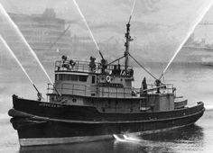 Boston Fire Boat #31
