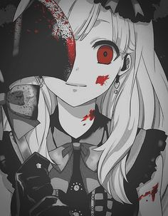 Axe Crazed Annie | Creepypasta OC Age: 16  DOB: March 21st Name: Annie Darling