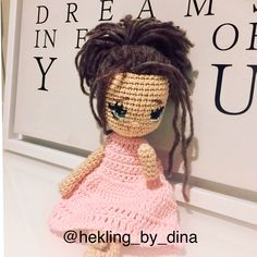 Crochet Hats, Dolls, Puppet, Doll, Puppets, Baby Dolls