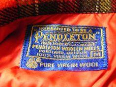 pendleton woolen mills labels
