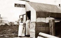 Two Girls Waffle House, Alaska, 1900-1916