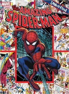 Look and Find: The Amazing Spiderman by Editors of Publications International Ltd, http://www.amazon.com/dp/1450840388/ref=cm_sw_r_pi_dp_Q-wHqb1SFP927