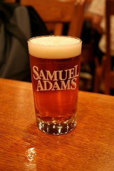 Samuel Adams Brewery Tasting
