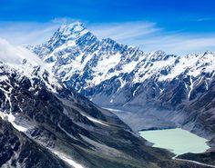 New Zealand Glaciers