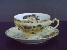 Vintage, Lefton teacup set