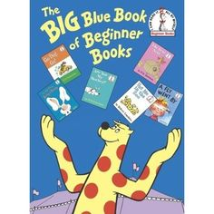 $5 Big Blue Book of Beginner Books (Beginner Books