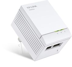 TP-LINK AV500 2-Port Powerline Adapter, up to 500Mbps (TL-PA4020)