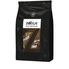 Zoegas Dark Temptation kaffebønner Caffeine, Dark, Drinks, Food, Drinking, Beverages, Essen, Drink, Meals