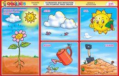 Galeria de chikilines   Chikipedia - Láminas Escolares Paper Quilling Tutorial, Fall Flowers, Grade 1, Homeschool, Lettering, Activities, Education, Math, Crafts