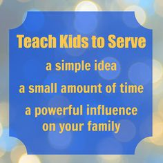 Pennies of Time:  Teaching children to serve, Turns ONE!  Join us in the Pennies of Time FB community group for fun and reflection on how serving with our kids has affected our families.