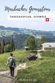 Tagesausflug Schweiz: wie wäre es mit einer Genusstour in Marbach, Luzern. Die wunderschöne UNESCO Biospähre Entlebuch ist eine Traum-Destination. Wandern & Geniessen! Eine perfekte Kombi. #ausflugsziele #schweiz Entlebucher, Nature, Travel, Good Hiking Boots, Parapente (paragliding), Lucerne, Road Trip Destinations, Naturaleza, Viajes