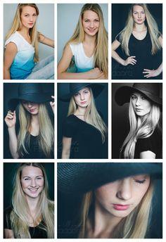 Modern women portret www.anitabroda.com