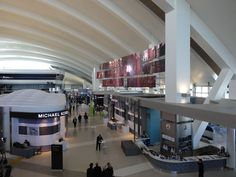 Get ready for a first class experience at Los Angeles' new Tom Bradley International Terminal