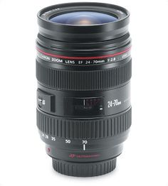 Amazon.com: Canon EF 24-70mm f/2.8L USM Standard Zoom Lens for Canon SLR Cameras: Camera & Photo