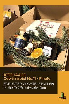 Ein echter Erfurter Wichtelstollen mit Zimtgeschmack - erfunden von den Schwarzen Schafen - und die legen sogar noch extra etwas in die zauberhafte Trüffelschwein-Überraschungsbox. Was genau - das wird im Trüffelschwein-Video verraten. Und on top gibt es von Kakteen-Haage noch einen ganz besonderen Kaktus dazu. Jetzt beim Gewinnspiel auf Facebook und Instagram mitmachen! #HaageLife #KakteenHaage #335Haage #Gewinnspiele