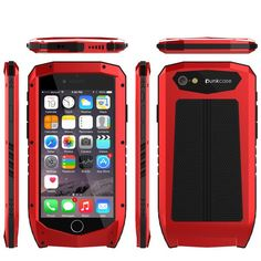 Cover in pelle originale apple per iphone 66s red  Posot Class