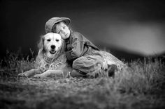 Photo Best Friends by Amber Bauerle on Dogs And Kids, Animals For Kids, Animals And Pets, Baby Animals, Cute Animals, Mans Best Friend, Best Friends, Jolie Photo, Cute Animal Pictures
