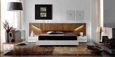 Tête de lit lumineuse pour un éclairage doux et poétique à voir