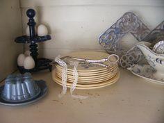 Crockery - serviesgoed www.detijdvantoen.net Brocante & Styling
