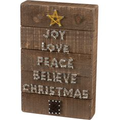 Primitives by Kathy String Wall Art - Word Tree - 32966