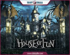 House of fun free #slot_machine #game presented by www.Slotozilla.com - World's biggest source of #free_slots where you can play slots for fun, free of charge, instantly online (no download or registration required) . So, spin some reels at Slotozilla! House of fun slots direct link: http://www.slotozilla.com/free-slots/house-fun