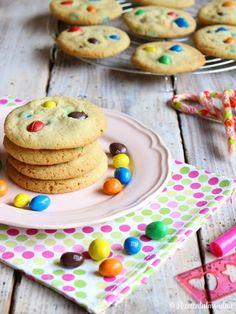 Come fare gli M&M's cookies