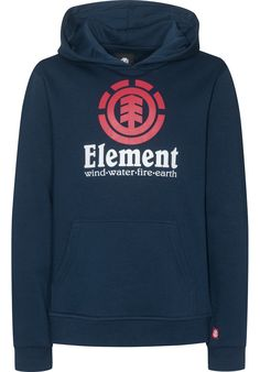 Element Vertical-Kids - titus-shop.com  #Hoodie #Kids #titus #titusskateshop