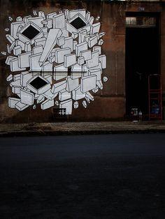 Medo, Sao Paolo - unurth | street art