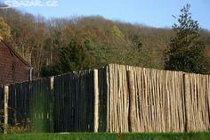 Nabízím výrobu přírodních plotů z lískových prutů, - obrázek číslo 2
