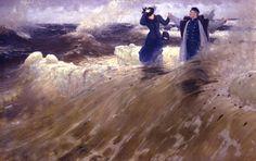 Ilya Repin: What Freedom!, 1903