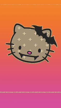 Iphone Wallpaper Halloween Tjn Pretty Phone Wallpaper Cover Wallpaper O Kitty Wallpaper
