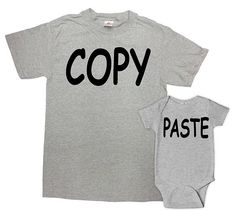 466a80057 Daddy And Me Outfits Dad And Son Shirt Father Daughter Gifts Matching T  Shirts Fathers Day