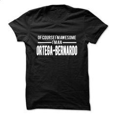 ORTEGA-BERNARDO-the-awesome - #shirt details #tee ideas. ORDER HERE => https://www.sunfrog.com/LifeStyle/ORTEGA-BERNARDO-the-awesome.html?68278