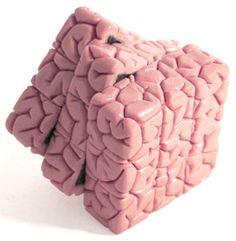 Jason Freeny, Rubik's cube