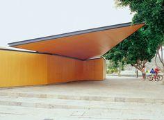 GPY Arquitectos || Parque y Kiosko San Francisco (Buenavista del Norte, Tenerife, España) || 2014