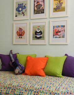 decoração quarto criança - matessoriana